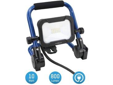ANSMANN® LED Baustrahler »Baustrahler LED 10W – Baustellen Lampe, Bau Leuchte, IP54 wetterfest«