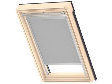 VELUX Verdunkelungsrollo »DBL M10 4204«, geeignet für Fenstergröße M10, grau, grau