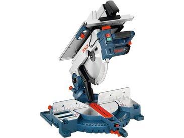 Bosch Professional BOSCH PROFESSIONAL Kapp- und Gehrungssäge »GTM 12 JL «, kombiniert mit Tischkreissäge, blau, blau