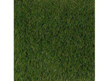 Andiamo Kunstrasen »Rhodos«, Breite 400 cm, grün, Meterware, grün, Premium-Qualität, grün