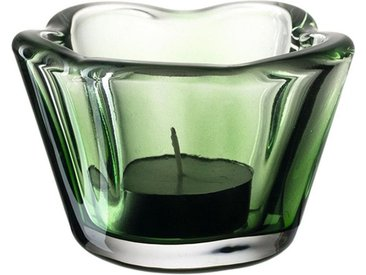 LEONARDO Teelichthalter »Tischlicht CASOLARE Grün 6 cm«