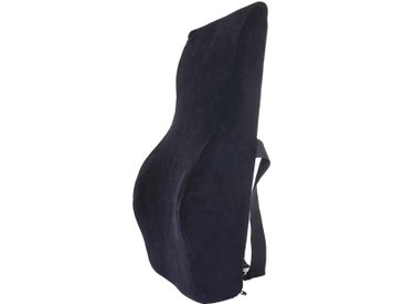 MCW Rückenkissen »-C99«, Füllung: Memory Schaum, Bezug abnehmbar, Mit elastischem Befestigungsband