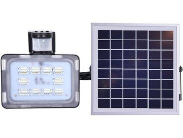 TYCOLIT LED Flutlichtstrahler »LED Baustrahler Solarlampen mit Bewegungssensor