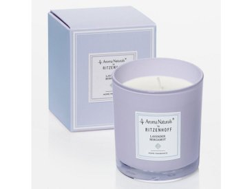 Aroma Naturals by Ritzenhoff Duftkerze »Aroma Naturals Lavender Bergamot 7 cm«