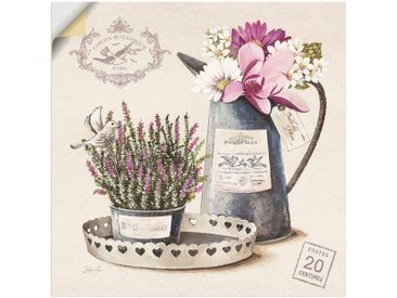 Artland Wandbild »Blumenstrauß III«, Arrangements (1 Stück), Wandaufkleber - Vinyl