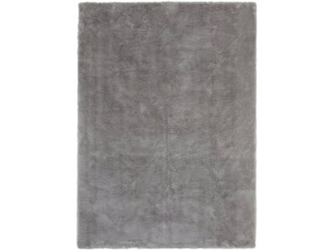 Andiamo Fellteppich »Lamm Fellimitat«, rechteckig, Höhe 20 mm, Kunstfell, besonders weich durch Microfaser, natur, taupe