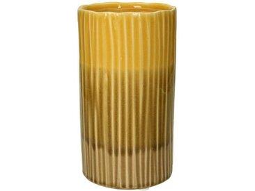 Engelnburg Tischvase » Hochwertige Blumenvase Vase Steinzeug«
