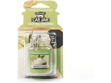 Yankee Candle Duftkerze » Ultimate Car Jar Vanilla Lime«