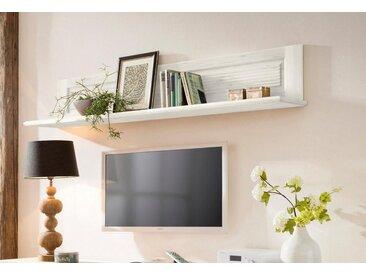 Home affaire Wandpaneel »Rauna«, Breite 160 cm, weiß, weiß