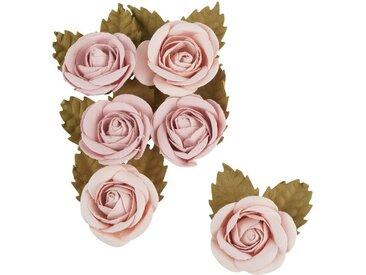 Artemio Kunstblume »Rose«, 6 Stück, groß