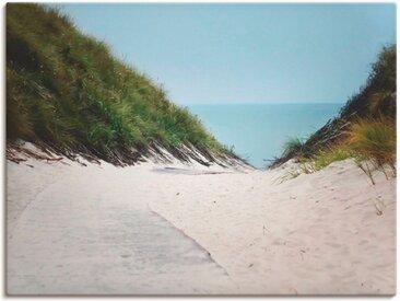 Artland Wandbild »Dünen«, Strand (1 Stück), Leinwandbild