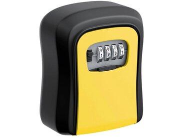 BASI Schlüsseltresor »SSZ 200 Schlüsselsafe mit Zahlenkombination«, 0,49 kg, gelb, gelb