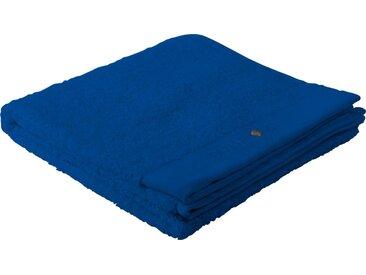 Goldmond Handtuch »Casual« (2-St), in verschiedenen Farben, blau, royalblau