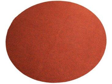 Living Line Kunstrasen »Premium«, rund, Höhe 10 mm, Rasenteppich, mit Noppen, strapazierfähig, witterungsbeständig, In- und Outdoor geeignet, rot, rot
