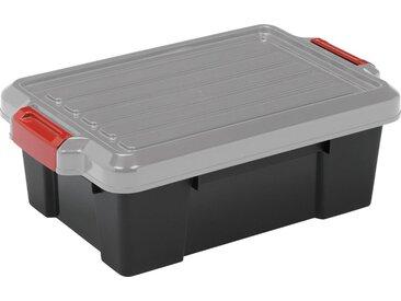 IRIS OHYAMA Aufbewahrungsbox »Water Proof SK 130« (Set, 3 Stück)