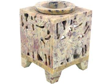 Guru-Shop Duftlampe »Indische Duftlampe, ätherisches Öl Diffusor,..«, Würfel Elefant 2