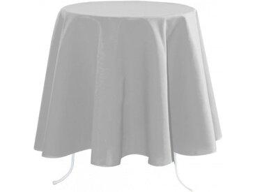 SCHÖNER LEBEN. Tischdecke »Tischdecke Nelson eckig grau 148x300cm«