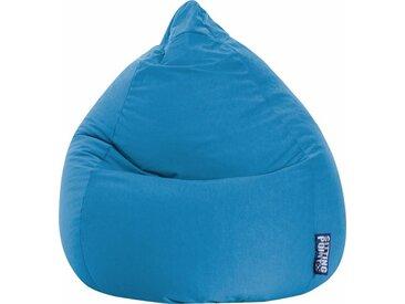 Magma Heimtex Sitzsack »EASY XL«, blau, blau