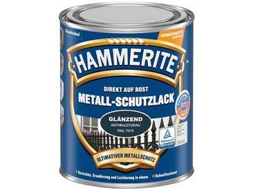 Hammerite HAMMERITE Metallschutzlack »Glänzend«, anthrazitgrau, 0,75 Liter