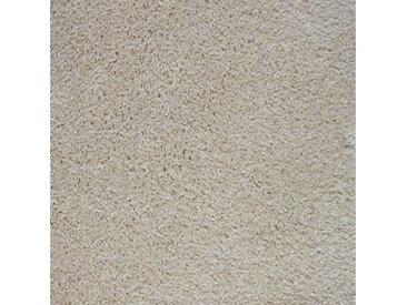 Andiamo Teppichboden »Saigon«, rechteckig, Höhe 7 mm, Breite 400 cm, Meterware, weiß, weiß