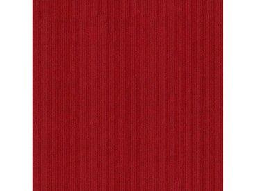 Teppichfliese »Trend«, quadratisch, Höhe 3 mm, selbstliegend, leicht austauschbar, rot, rot