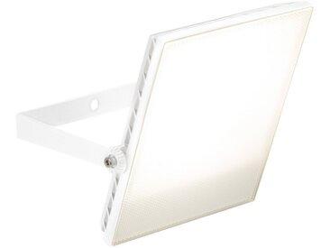 Brilliant Leuchten Dryden LED Außenwandstrahler 30cm weiß, weiß, weiß