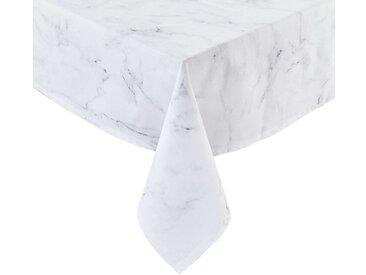 BUTLERS Tischdecke » WHITE MARBLE Tischdecke L 160 x B 160cm«
