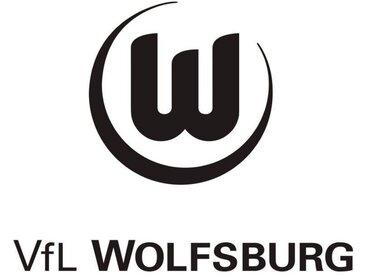 Wall-Art Wandtattoo »Fußball VfL Wolfsburg Logo«