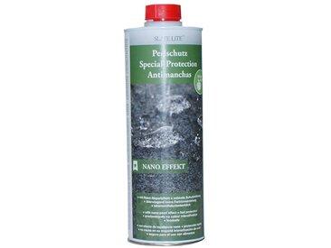 SLATE LITE Naturstein-Imprägnierung Perlschutz für Dekorpaneele und Natursteine, 1 Liter, weiß, weiß