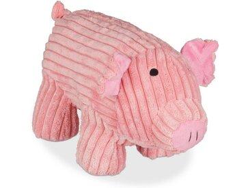 relaxdays Bodentürstopper »Türstopper Schwein stehend«