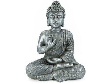 NOOR LIVING Buddhafigur »Buddha, sitzend, Hand vorm Körper« (1 Stück)