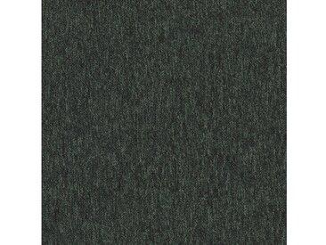 Teppichfliese »Austin grün«, 4 Stück (1 m²), selbstliegend, grün, grün