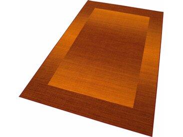 THEKO Teppich »Gabbeh Ideal«, rechteckig, Höhe 6 mm, braun, rostbraun
