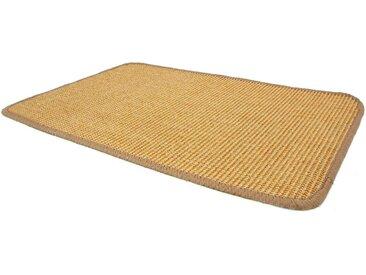 Primaflor-Ideen in Textil Sisalteppich »SISALLUX«, rechteckig, Höhe 6 mm, Obermaterial: 100% Sisal, Wohnzimmer, natur, beige