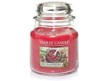 Yankee Candle Duftkerze »Classic Housewarmer Klein Red Raspberry«