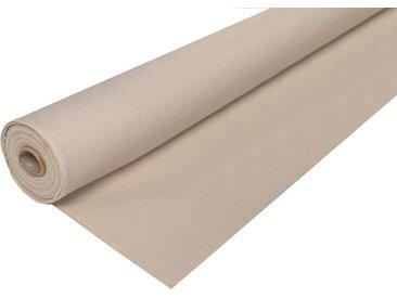 Home Basics Vorhang nach Maß »ESTE«, (1 Stück), Dekostoff mit Struktur zum selber Nähen!, grau, stein