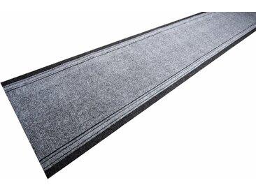 Living Line Läufer »Kongo«, rechteckig, Höhe 7 mm, In- und Outdoor geeignet, Meterware, grau, grau
