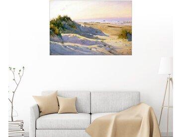 Posterlounge Wandbild, Die Dünen, Sonderstrand, Skagen, Acrylglasbild