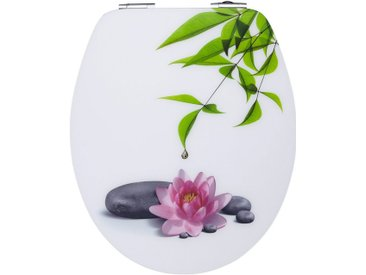 WC-Sitz »Water Lilly«, Mit Absenkautomatik