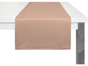 Adam Tischläufer »Uni Collection«, GOTS zertifiziert, nachhaltig, natur, beige