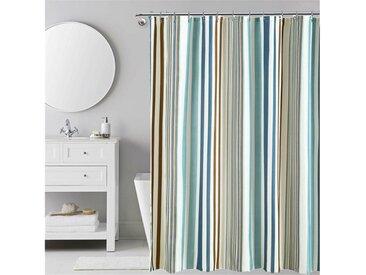i@home Duschvorhang »hohe Qualität, wasserdicht, Einfacher Stil, Wannenvorhang Badvorhang Duschabtrennung Badezimmer Vorhänge« Breite 180 cm