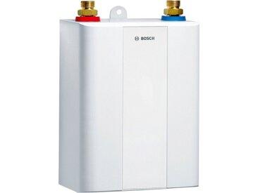 BOSCH Klein-Durchlauferhitzer »TR4000 4ET«, elektronisch, weiß, 14 cm x 18.8 cm