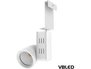 VBLED LED Aufbaustrahler » LED Stromschienenstrahler Shopbeleuchtung 25W«, 25W