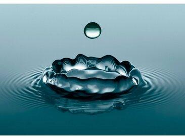 Papermoon Fototapete »Water Droplets«, glatt, 10 St.