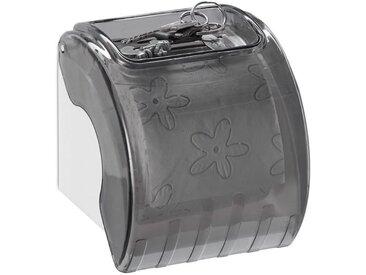 relaxdays Toilettenpapierhalter »Toilettenpapierhalter mit Ablage«
