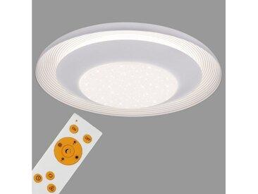 Briloner Leuchten LED Deckenleuchte »Ceddy«, 1-flammig, Deckenlampe Sternenhimmel CCT Nachtlicht Ø 49,5cm