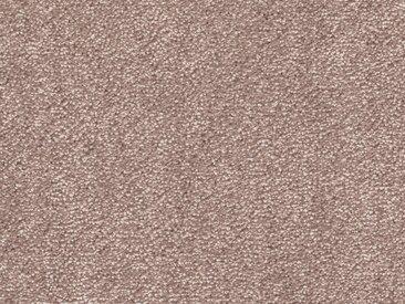 Vorwerk Teppichboden »SUPERIOR 1064«, rechteckig, Höhe 11 mm, Soft-Glanz-Saxony, 500 cm Breite, rosa, hellrosa