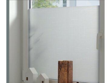 GARDINIA Fensterfolie »Textile 75«, blickdicht
