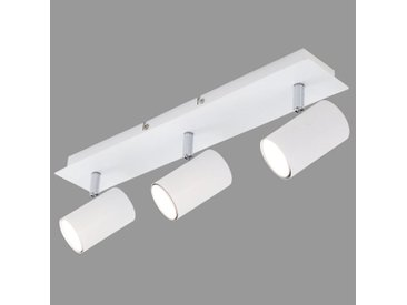 Briloner Leuchten Deckenspot »Linda«, 3-flammig, Deckenlampe modern, dreh- und schwenkbare Spots