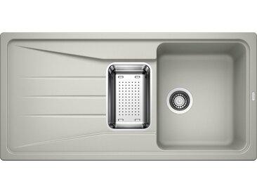 Blanco Granitspüle »SONA 6 S«, rechteckig, aus SILGRANIT®, grau, perlgrau
